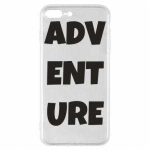Phone case for iPhone 8 Plus Adventure