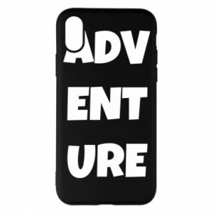Phone case for iPhone X/Xs Adventure