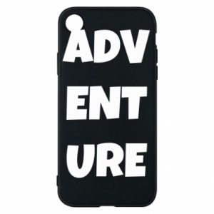 Phone case for iPhone XR Adventure