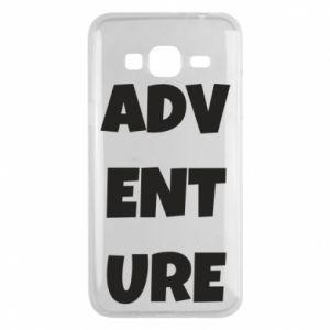 Phone case for Samsung J3 2016 Adventure