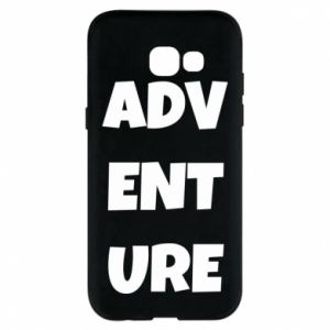 Phone case for Samsung A5 2017 Adventure