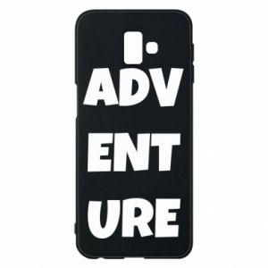Phone case for Samsung J6 Plus 2018 Adventure