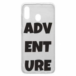 Phone case for Samsung A20 Adventure