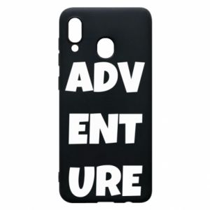 Phone case for Samsung A30 Adventure