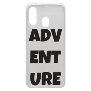 Phone case for Samsung A40 Adventure