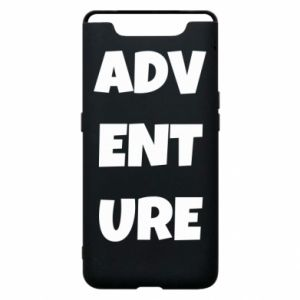 Phone case for Samsung A80 Adventure