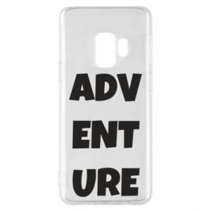 Phone case for Samsung S9 Adventure