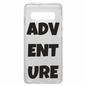 Phone case for Samsung S10+ Adventure