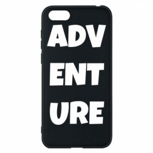 Phone case for Huawei Y5 2018 Adventure