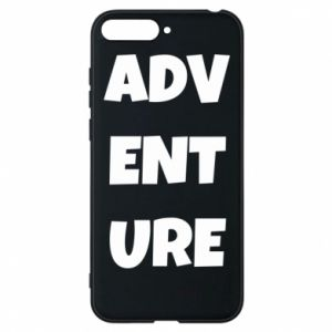 Phone case for Huawei Y6 2018 Adventure