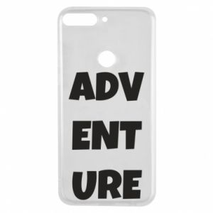Phone case for Huawei Y7 Prime 2018 Adventure