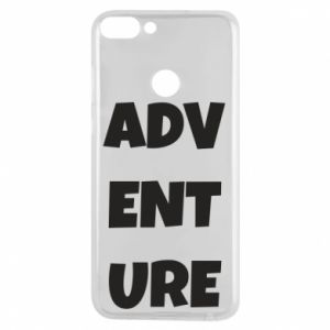 Phone case for Huawei P Smart Adventure