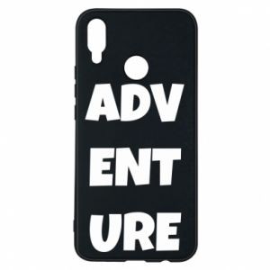 Phone case for Huawei P Smart Plus Adventure