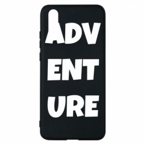 Phone case for Huawei P20 Adventure