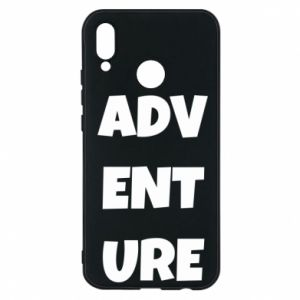 Phone case for Huawei P20 Lite Adventure