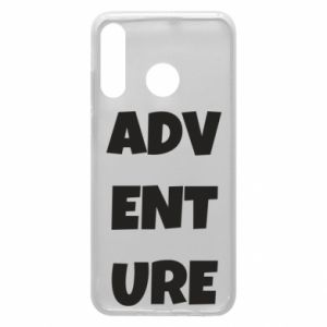Phone case for Huawei P30 Lite Adventure