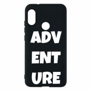 Phone case for Mi A2 Lite Adventure