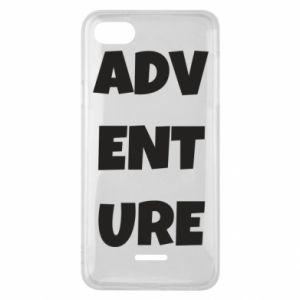 Phone case for Xiaomi Redmi 6A Adventure