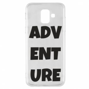 Phone case for Samsung A6 2018 Adventure