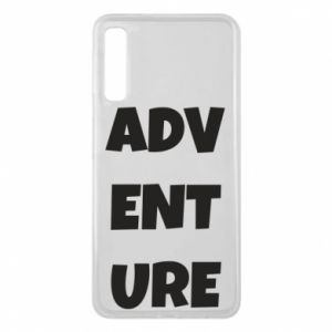 Phone case for Samsung A7 2018 Adventure