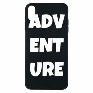 Phone case for iPhone Xs Max Adventure