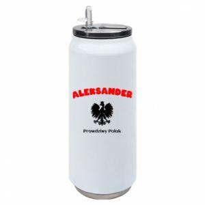 Puszka termiczna Aleksander jest prawdziwym Polakiem
