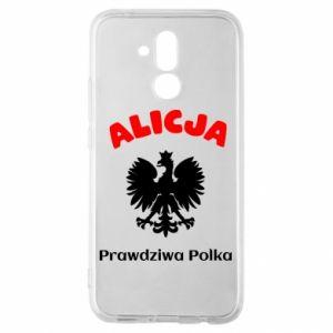 Phone case for Xiaomi Redmi 6 Alice is a real Pole, names, patriotic - PrintSalon