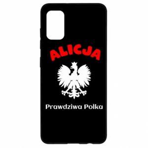 Phone case for Xiaomi Redmi 6A Alice is a real Pole, names, patriotic - PrintSalon