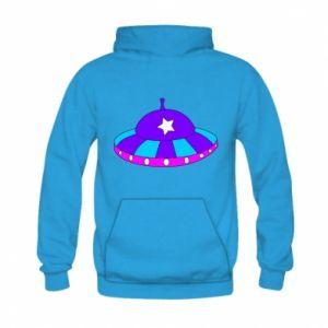 Bluza z kapturem dziecięca Aliens