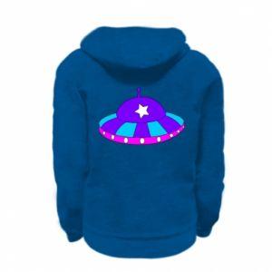 Bluza na zamek dziecięca Aliens