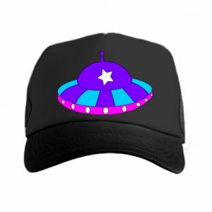 Trucker hat Aliens