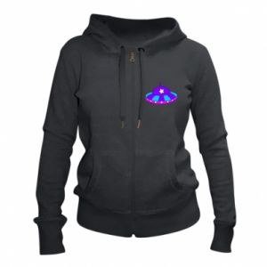 Damska bluza na zamek Aliens - PrintSalon
