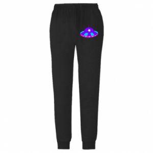 Męskie spodnie lekkie Aliens - PrintSalon
