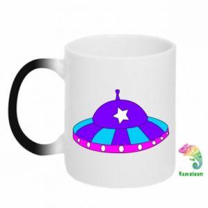 Chameleon mugs Aliens