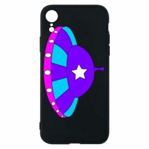 Etui na iPhone XR Aliens