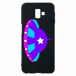 Etui na Samsung J6 Plus 2018 Aliens