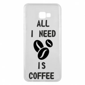 Etui na Samsung J4 Plus 2018 All I need is coffee
