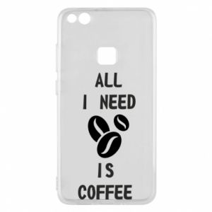 Etui na Huawei P10 Lite All I need is coffee
