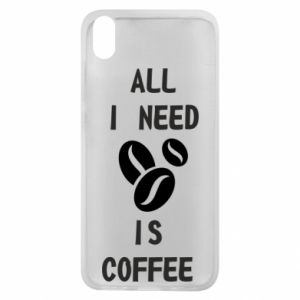Etui na Xiaomi Redmi 7A All I need is coffee