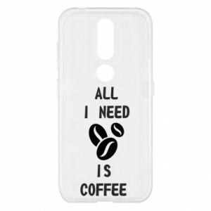 Nokia 4.2 Case All I need is coffee