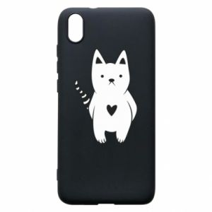 Etui na Xiaomi Redmi 7A All i need is love and a cat