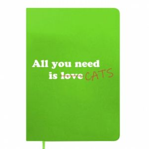 Notes All you need is cats