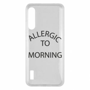 Etui na Xiaomi Mi A3 Allergic to morning