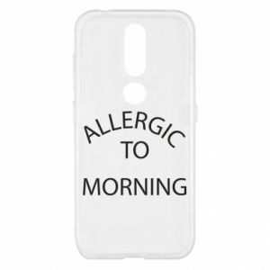 Etui na Nokia 4.2 Allergic to morning