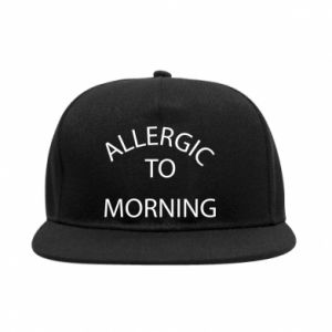 Snapback Allergic to morning