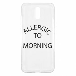 Etui na Nokia 2.3 Allergic to morning