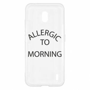 Nokia 2.2 Case Allergic to morning