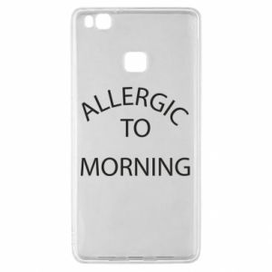 Etui na Huawei P9 Lite Allergic to morning