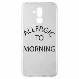Etui na Huawei Mate 20 Lite Allergic to morning