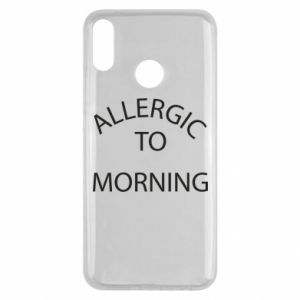 Etui na Huawei Y9 2019 Allergic to morning
